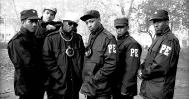 Public Enemy released a video «State of The Union (STFU)»