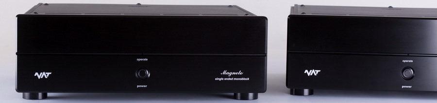 NAT Audio Magneto Hybrid Amplifier