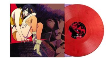 """""""Cowboy Bebop"""" soundtrack to be released on vinyl for the first time outside of Japan"""