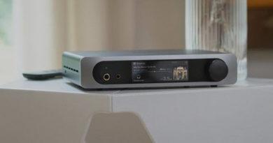 New MATRIX Mini-i Pro 3 streamer (ES9038Q2M and MQA)
