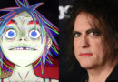 The Cure's Robert Smith appears on Gorillaz's new single