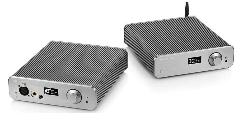 Burson Soloist 3X headphone amplifier