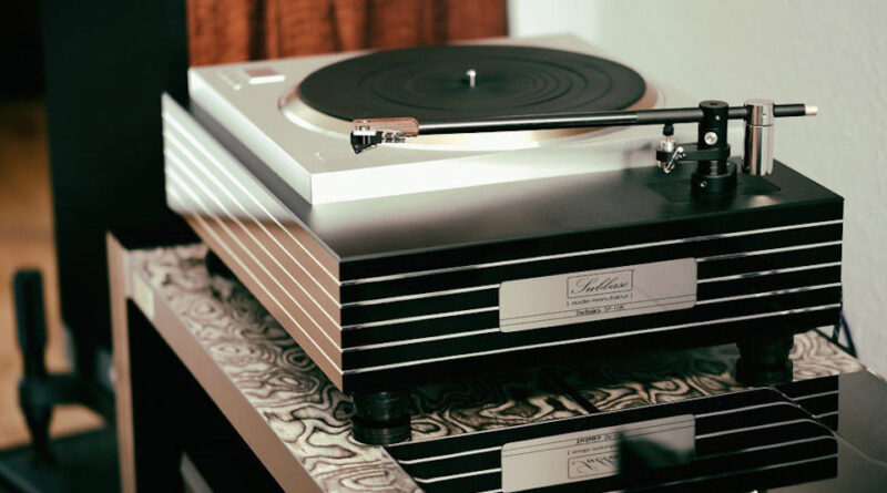 Subbase Audio Technics SP-10R