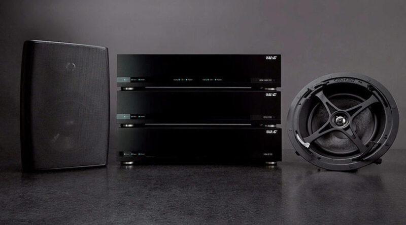 URC High Definition Audio