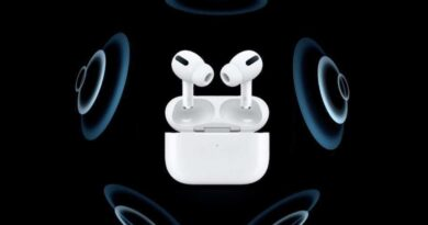 Surround sound update for Apple AirPods
