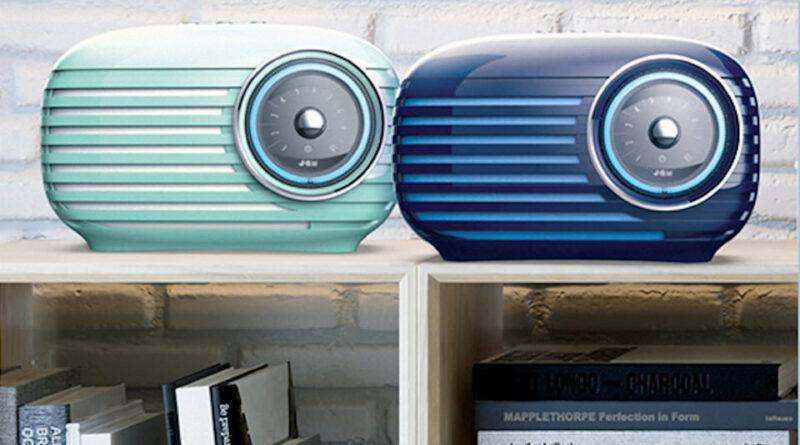 JAM Audio classic 50s-inspired
