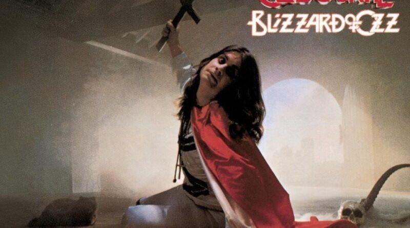 "Ozzy Osbourne Rereleased First Solo Album ""Blizzard Of Ozz"""
