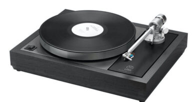 Linn and Clearaudio develop Krane tonearm for Majik LP12 turntable