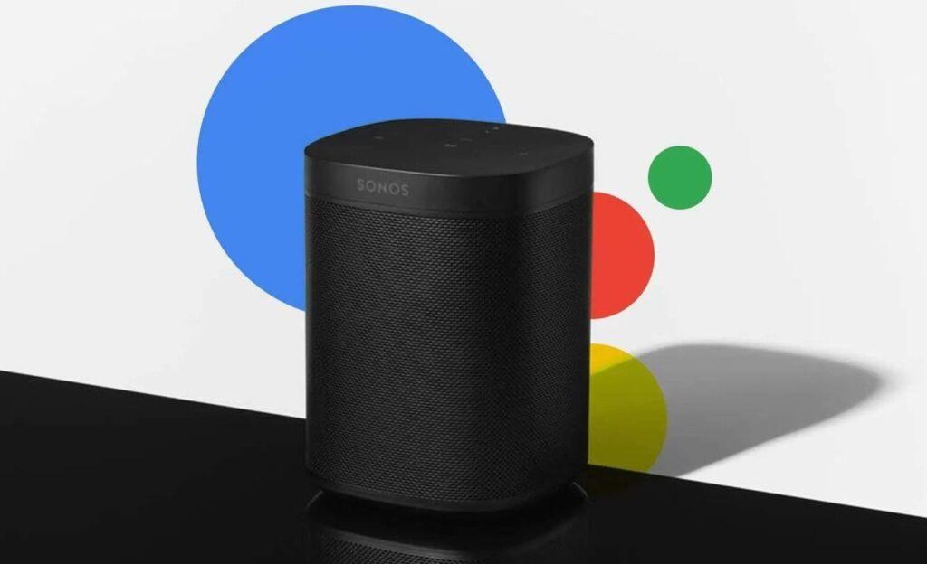 Sonos sues Google again for wireless audio patent infringement