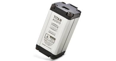 Titan AudioFFT module