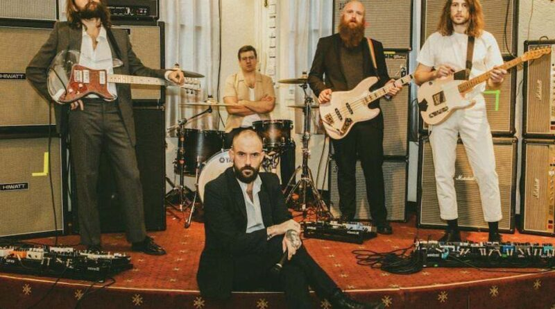 "Idles ""Ultra Mono"" Best-selling UK release of the week"