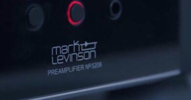 Mark Levinson Preamp #5206