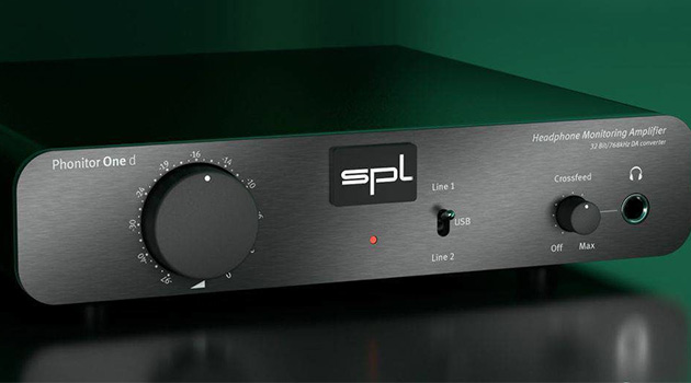 SPL Phonitor One Phonitor One D