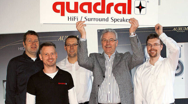 Loxone acquires Quadral to develop sound quality automation systems