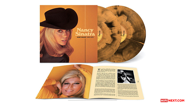 "Light In The Attic Records to release ""Start Walkin"" compilation of 1965-1976 Nancy Sinatra"