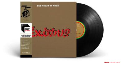 Bob Marley & The Wailers «Exodus»