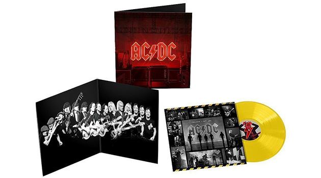 AC/DC «Power Up»