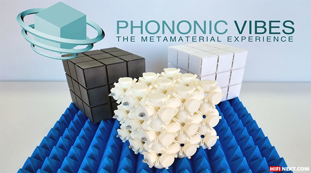 Phononic Vibes