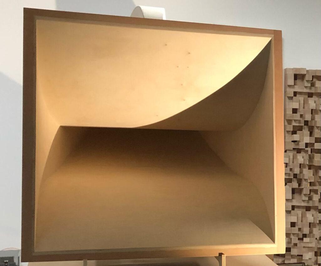 Lamar Audio replica Western Electric 15A horn