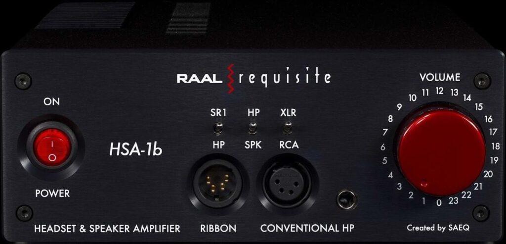 RAAL-Requisite HSA-1b