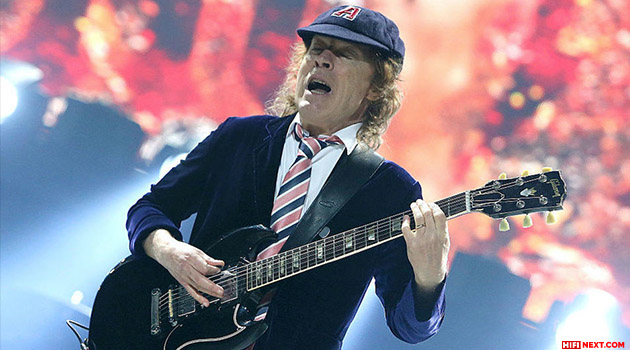 Angus Young explains the unchanged AC/DC sound