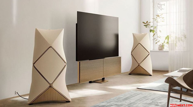 Bang & Olufsen released gold versions of some devices in honor of the anniversary