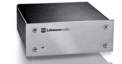 Lehmannaudio Black Cube II phono stage