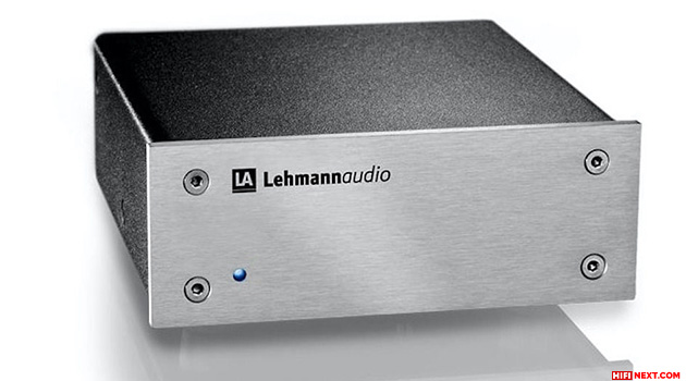 Lehmannaudio Black Cube II phono stage