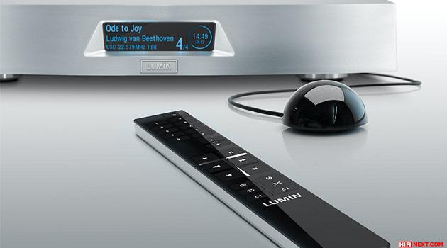 Lumin remote control