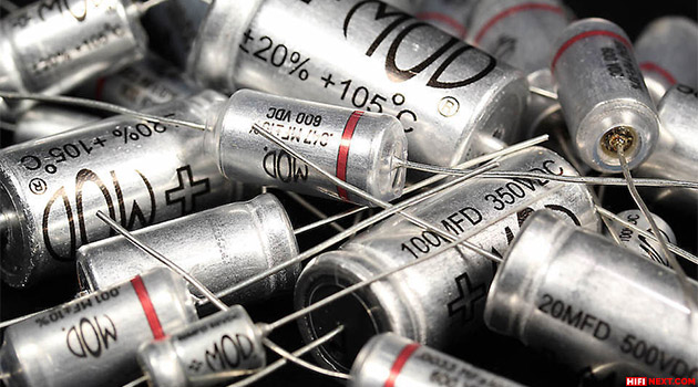 Mod Electronics has expanded its selection of electrolytic and oil capacitors for classic analog audio
