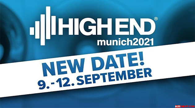 Munich High End exhibition