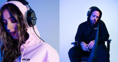 Ninja has released a sweatshirt for wearing headphones over the hood