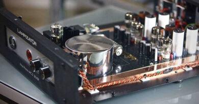 Phono stage Lampizator MC2
