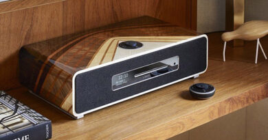 Ruark launches Amplis audio system in collaboration with luxury furniture brand Linley