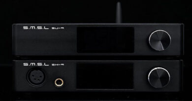SMSL SH-9 Headphone Amplifier