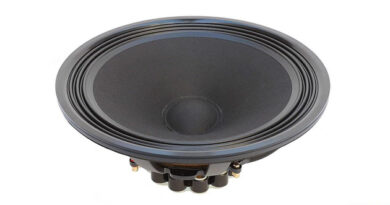 Scan-Speak launches 15'' 38WE-8582T00 driver