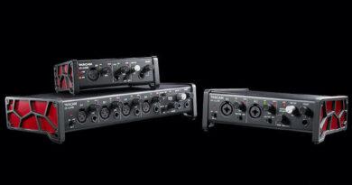 Tascam US-HR Audio Interfaces
