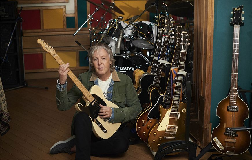 Paul McCartney's new album McCartney III