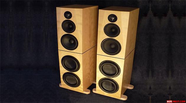 2020 Meadowlark Nightingale speakers