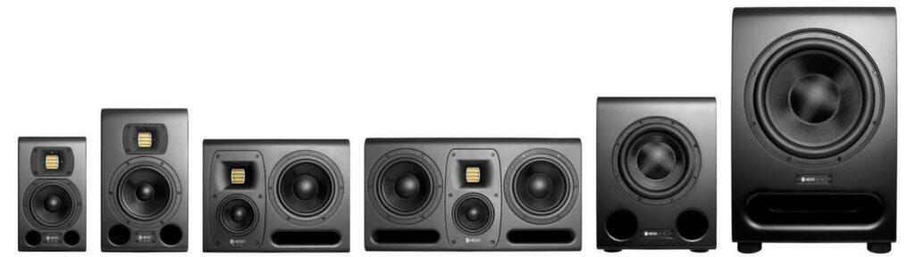 HEDD Audio MK2 monitors