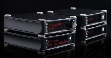Aavik Audio introduced 580 lines