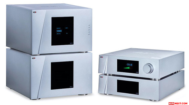 CH Precision L10 Preamp and Externally Powered M10 Amp
