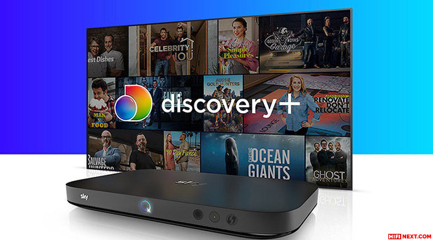 Discovery+ in the US