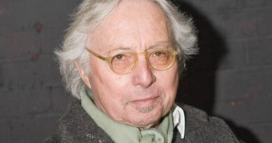 Harold Budd has died