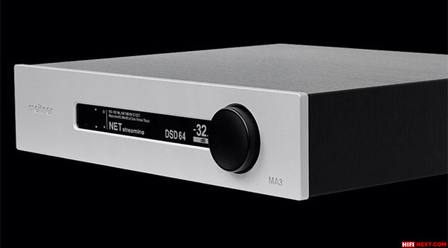 Meitner Audio MA3 DAC streamer