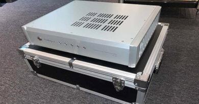 Silbatone SQ-107 MKII Phono corrector