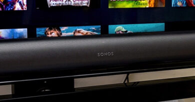 Sonos Arc SL Soundbar without a microphone