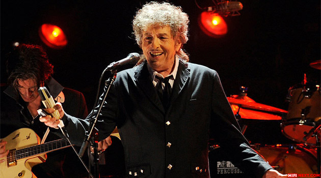 Universal Music bought the rights to all of Bob Dylan's songs