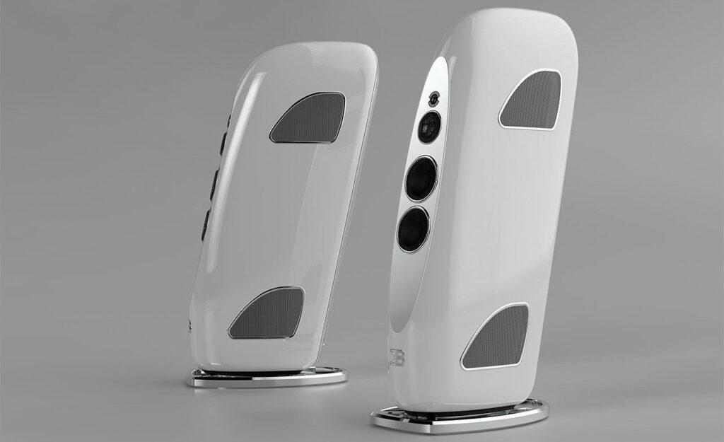 Tidal Audio Bugatti Royale series