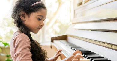 why music lessons at an early age allow you to achieve success in this field